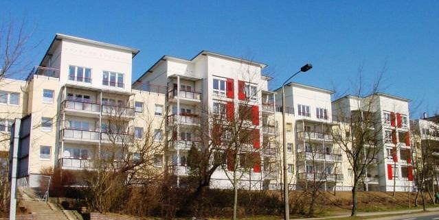 Talliner Straße Schwerin
