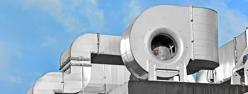 Lufttechnische Anlage
