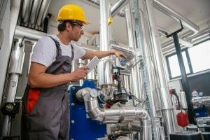 Technische Gebäudeausrüstung - Wärme