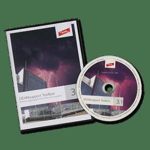 DEHNsupport Toolbox - Blitzschutz Software