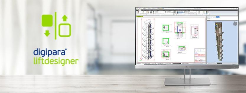 DigiPara Liftdesigner